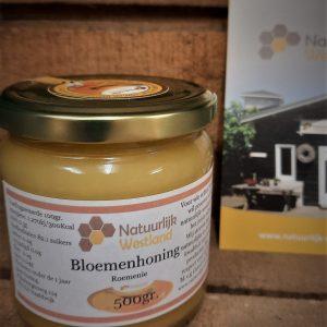 roemeense bloemenhoning creme 500gr