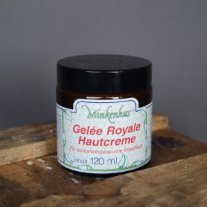 Royal-jelly creme